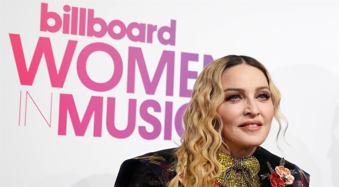 'Woman of the Year' Madonna says motherhood biggest challenge