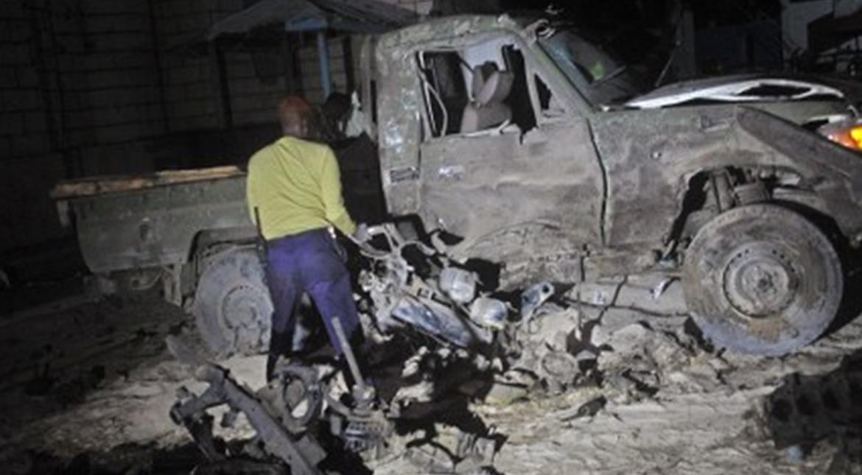 Somalia: Four dead in suicide car bomb attack