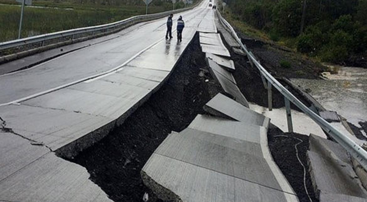 Chile hit by 7.7 earthquake