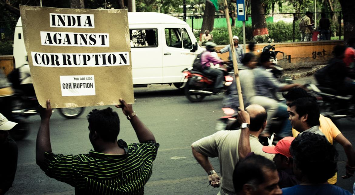 From one to all: Looking at demonetisation on the Anti-corruption Day