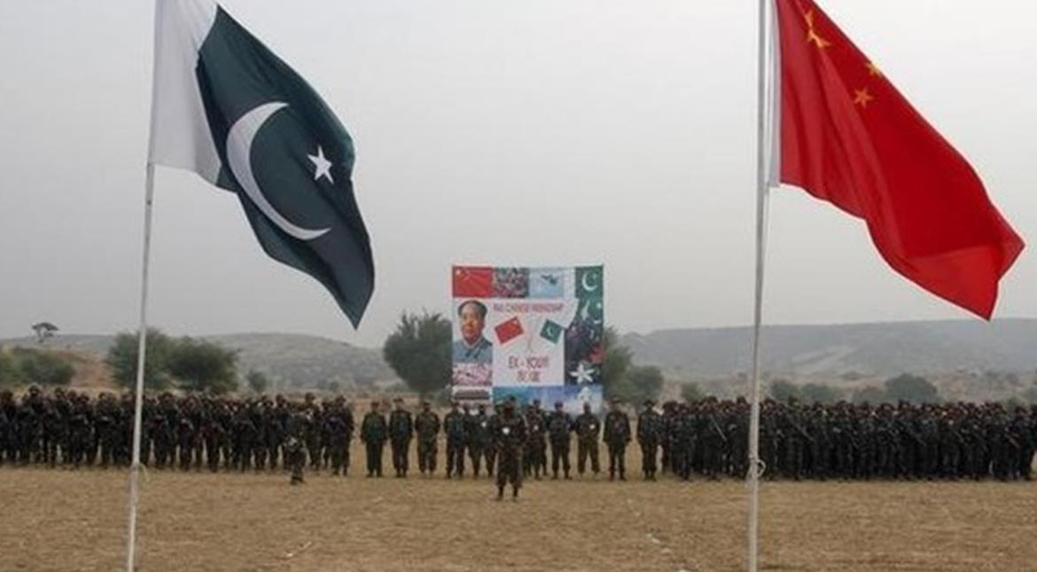 Shun enmity and join CPEC, Pakistan tells India