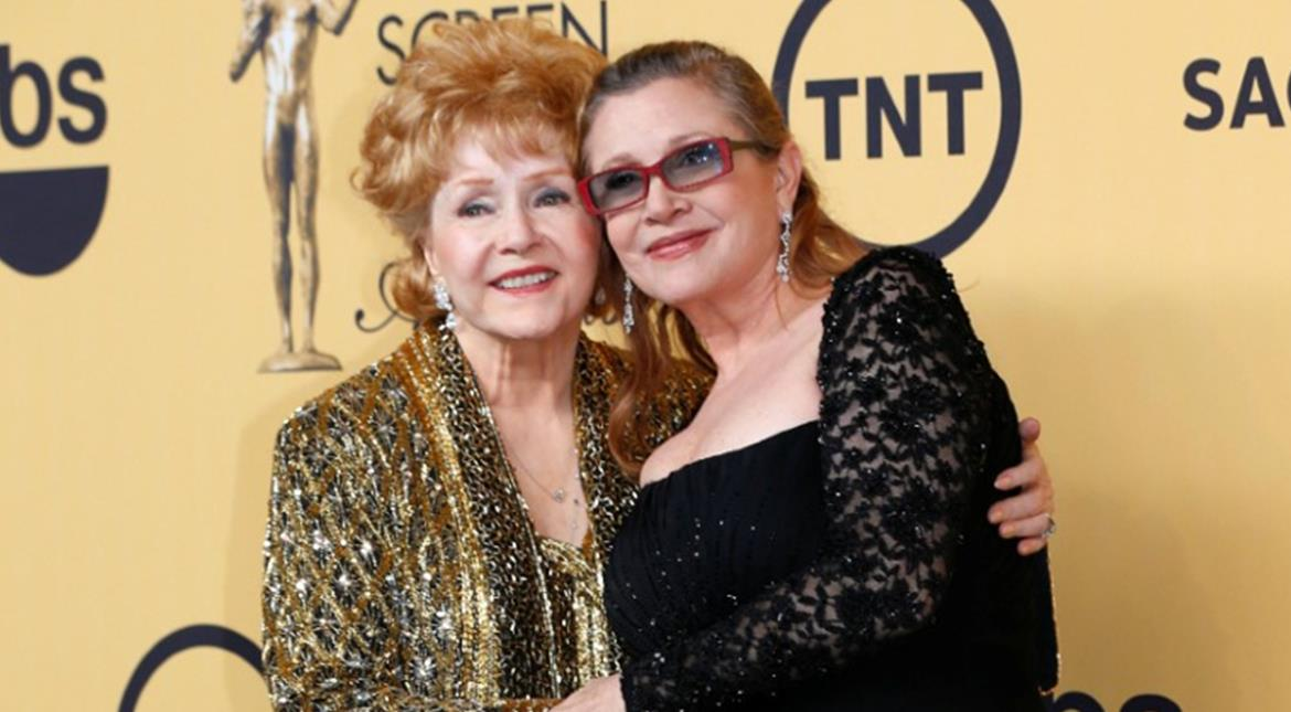 Actress Debbie Reynolds hospitalised day after daughter's death