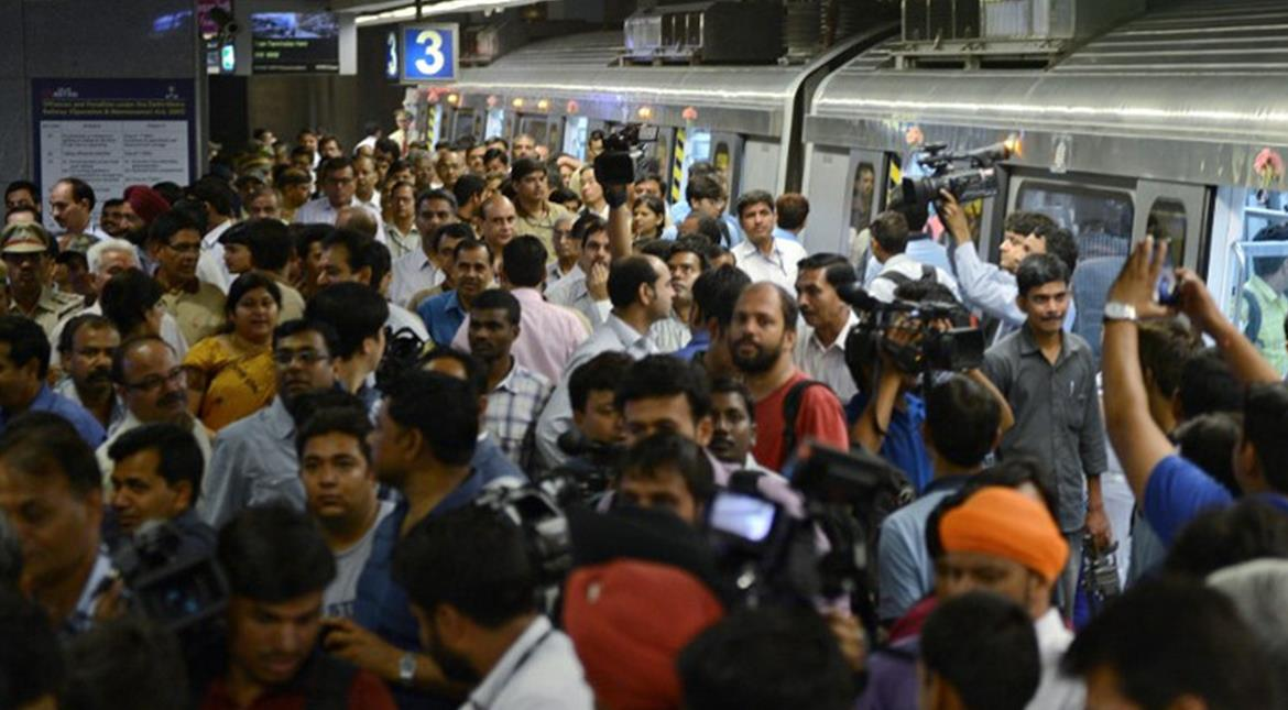 Why December 27 jolted hundreds of Delhi metro commuters