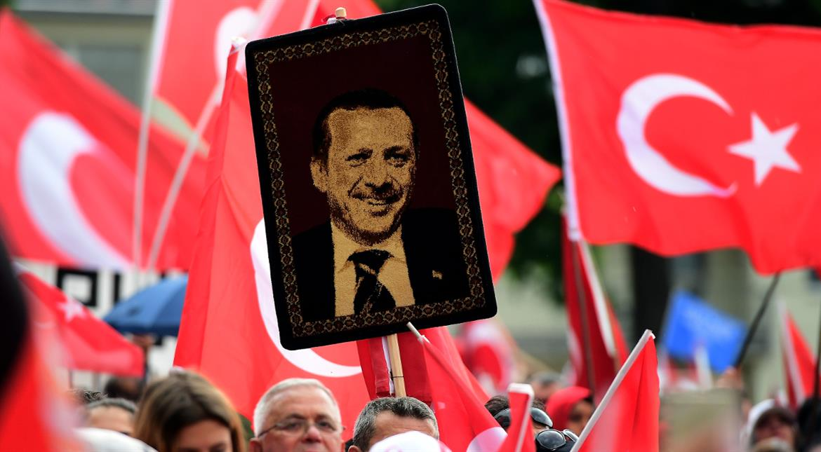 Turkish man arrested for 'insulting' Erdogan