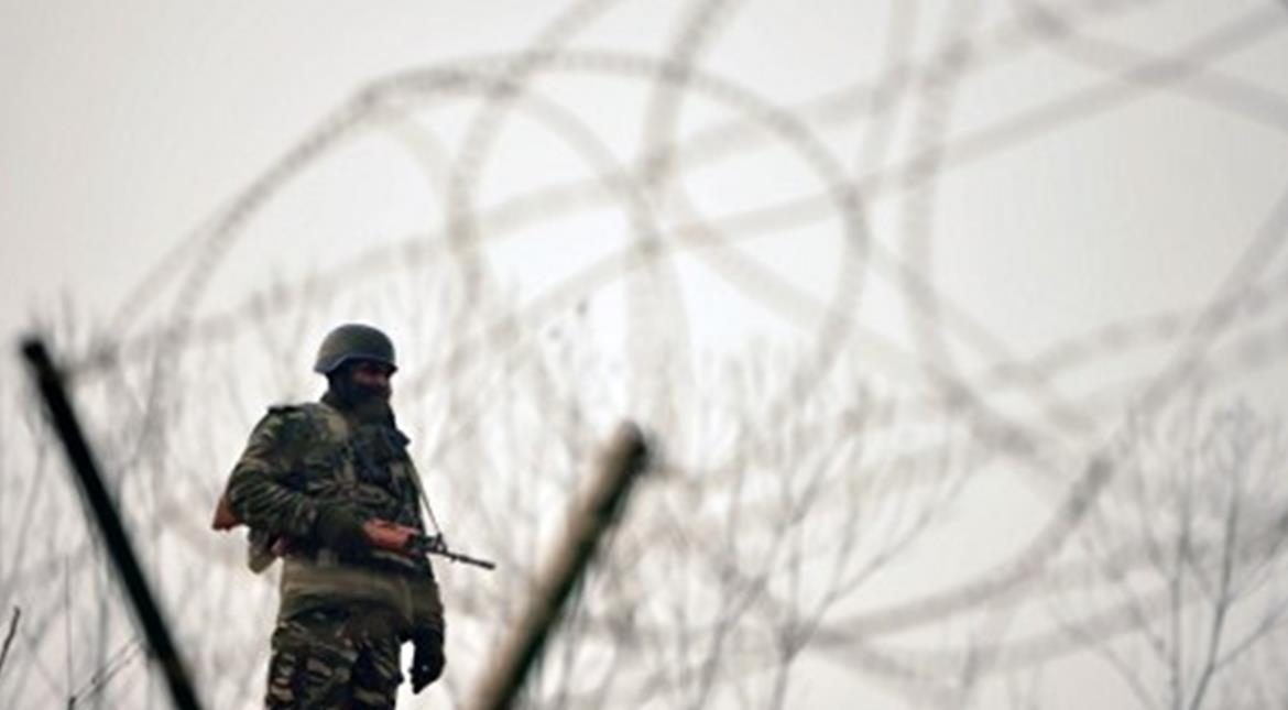 Two militants gunned down in restive Kashmir