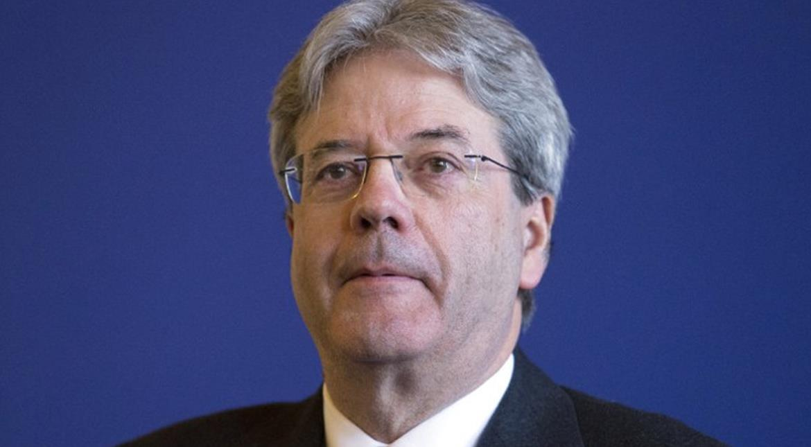 Paolo Gentiloni is Italy's new prime minister