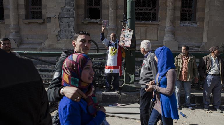 Egypt bomb blast: 22 killed, 30 injured at main Coptic cathedral in Cairo