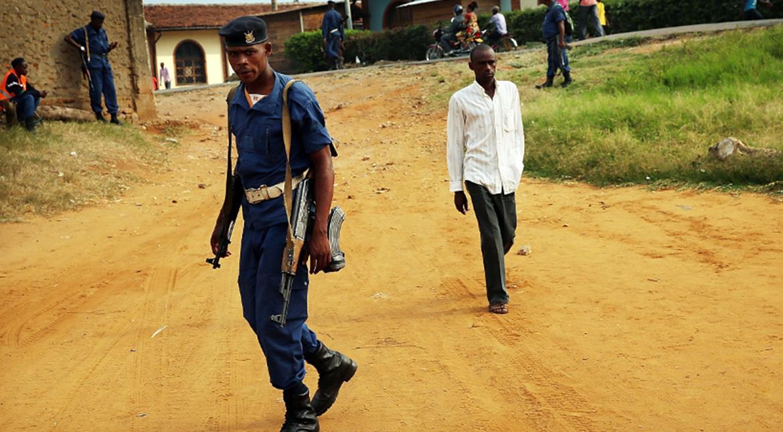 Burundi's environment minister assassinated