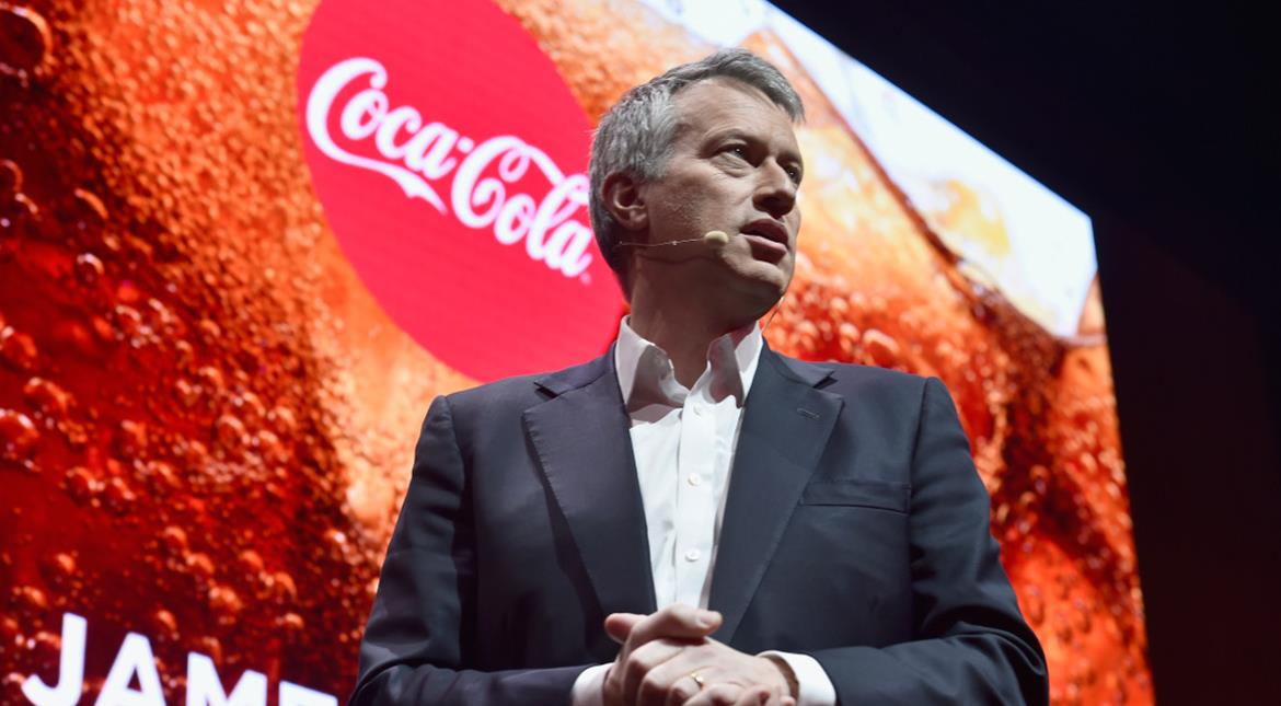 Kent steps down as Coca-Cola CEO, to be replaced by Quincey