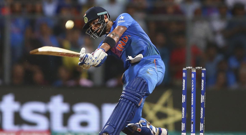 Kohli hits double century as England slumps