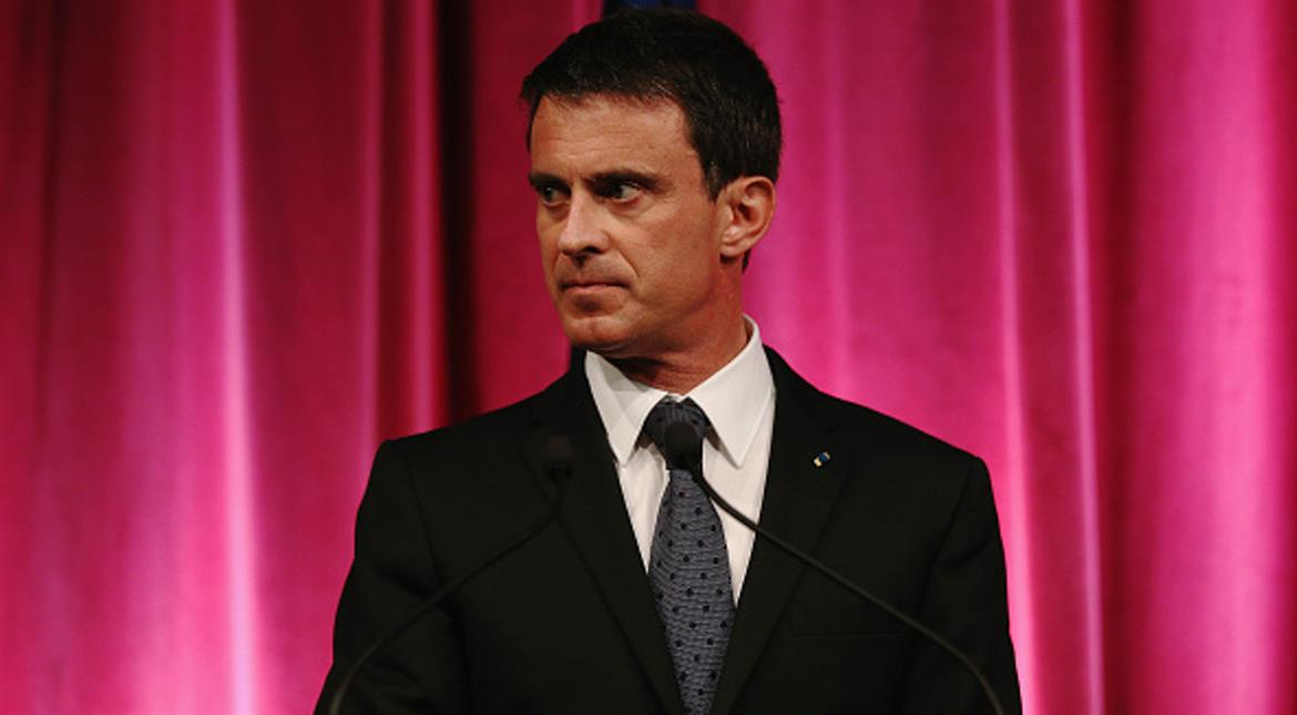 France elections: PM Valls makes presidential bid for 2017, quits government