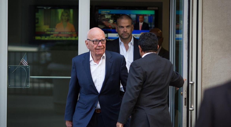 Rupert Murdoch's Fox bids $14 billion for UK's Sky
