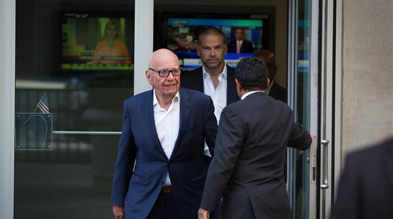 Murdoch's Twenty-First Century Fox bids $14.1B for U.K.'s Sky