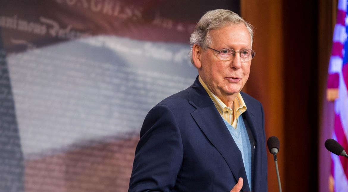 Repealing Obamacare first on Senate agenda in 2017
