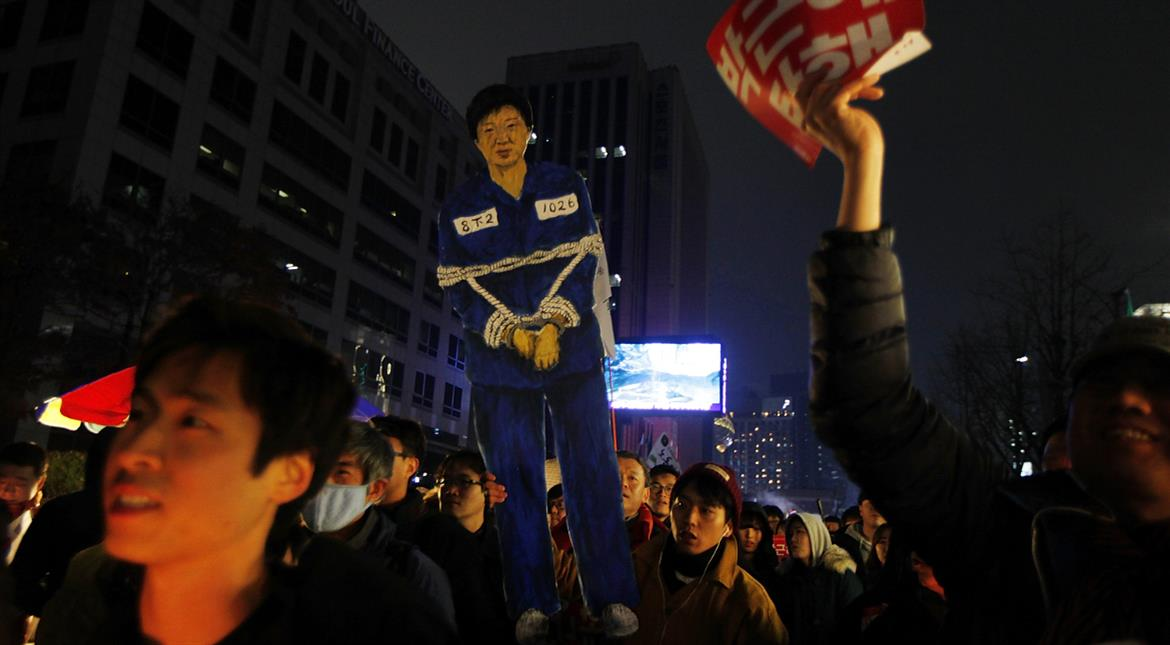 Impeachment of South Korea President Park Geun-Hye looks certain
