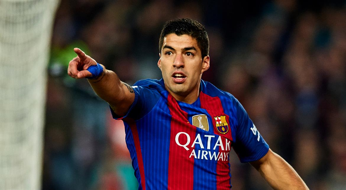 Football: Suarez agrees new contract with Barcelona to 2021