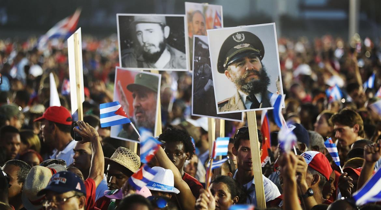 India praises Fidel Castro at UN