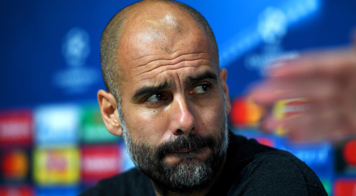 Pep: Not a failure if we don't win the league