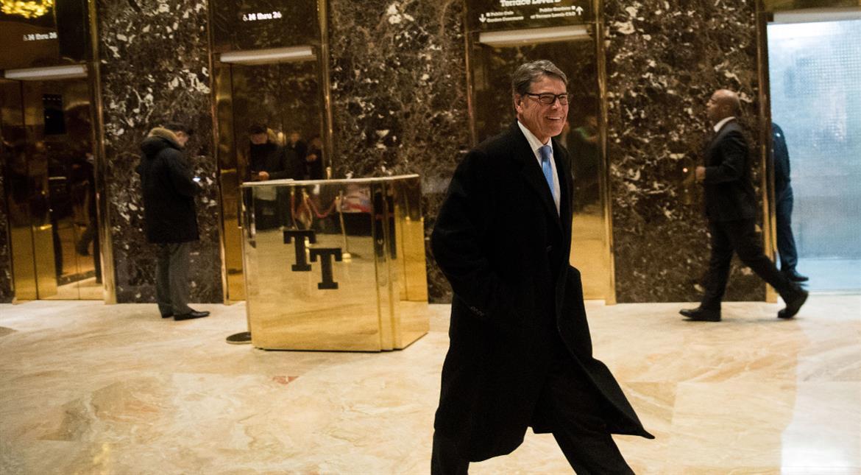 Trump to pick former Texas Governor Perry as Energy Secretary