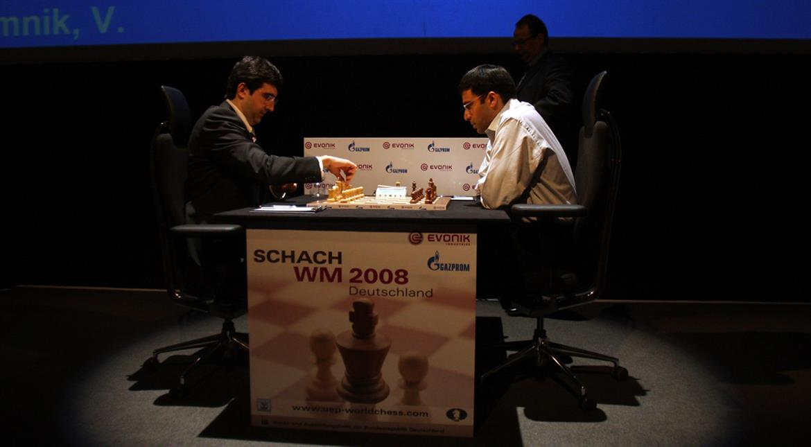 Viswanathan Anand joint third in London Classic, ties Kramnik