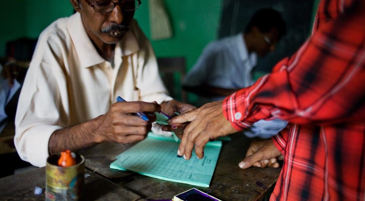 Election Commission of India announces poll schedule in five states, says will follow apex court order
