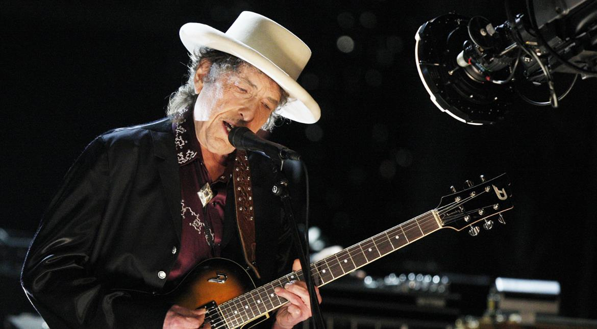 Bob Dylan accepts Nobel Prize for Literature, but not in person