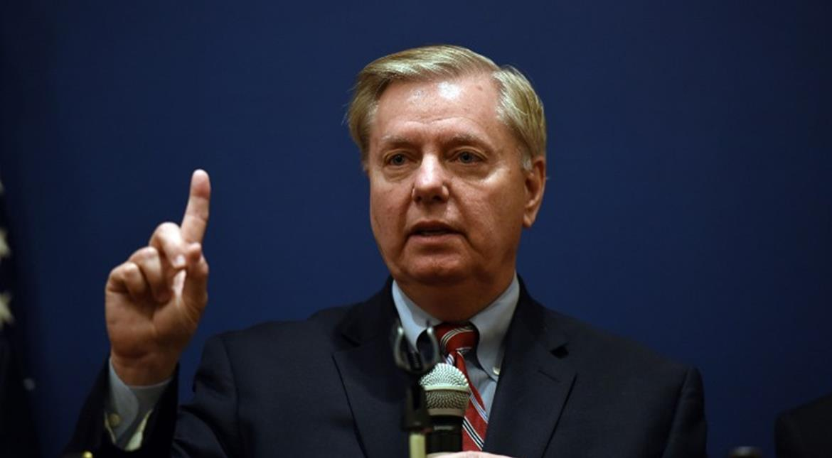 99% senators believe Russia interfered in US elections: Republican senator Graham