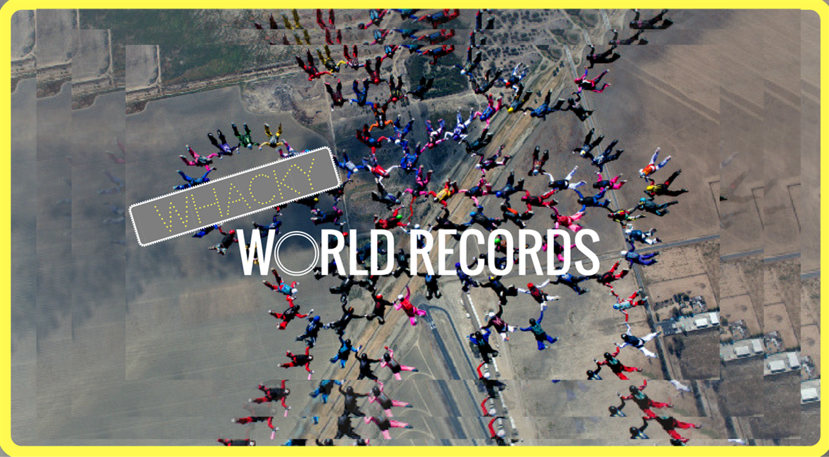 This Guinness World Records compilation will leave you awestruck