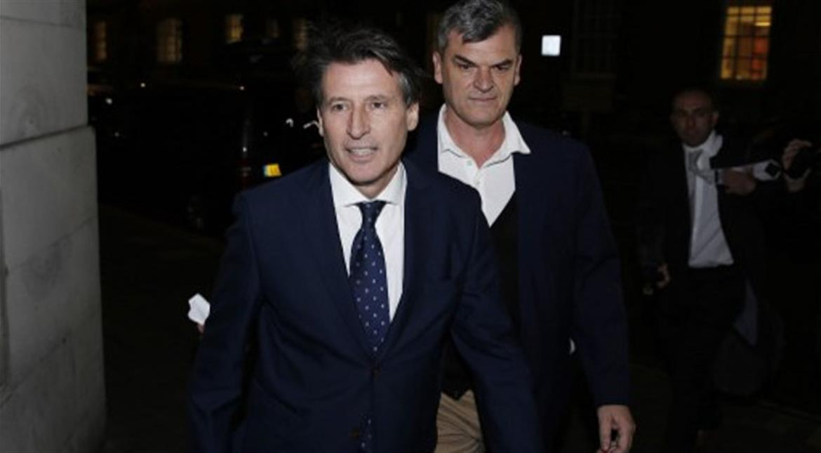 Athletics: IAAF extends ban on Coe's aide in corruption probe