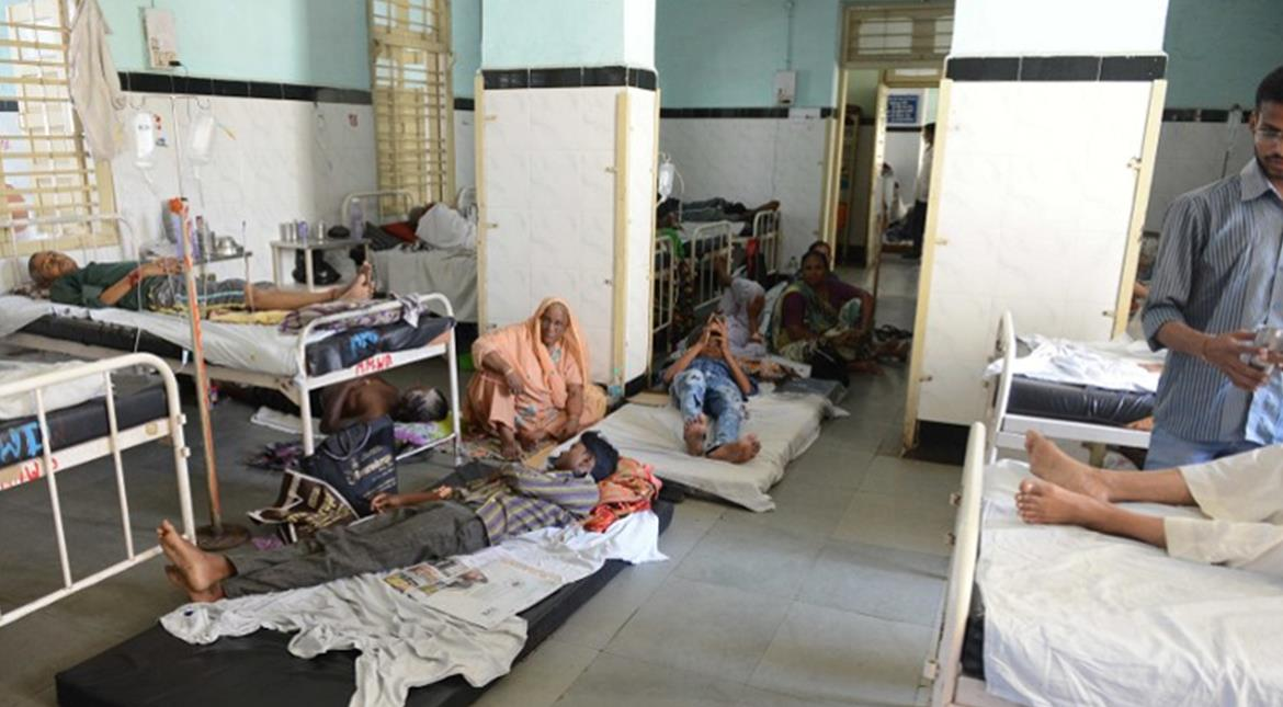 India's health care system: Upcoming government intiatives