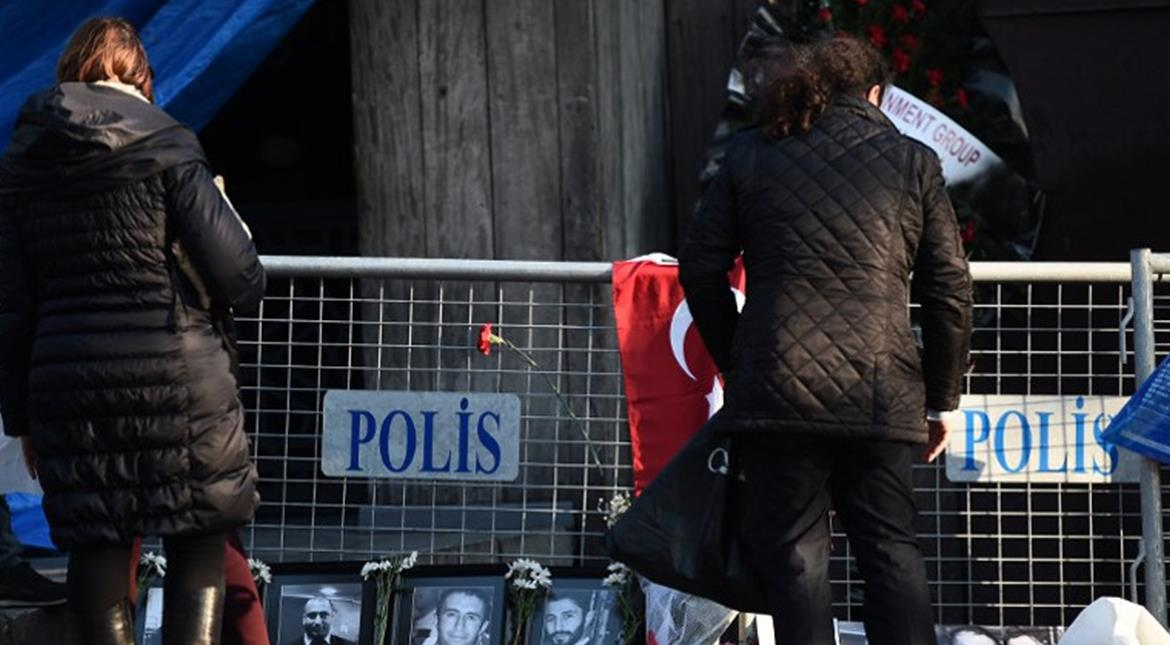 Turkey detains two foreigners over nightclub attack