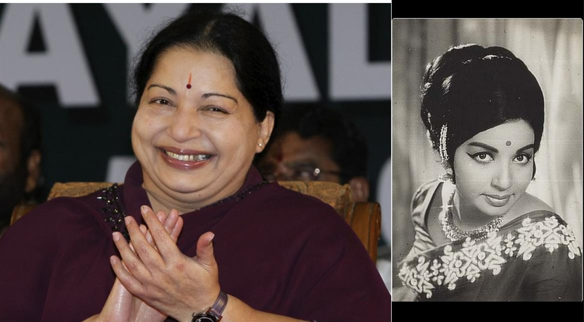Jayalalithaa, the other life