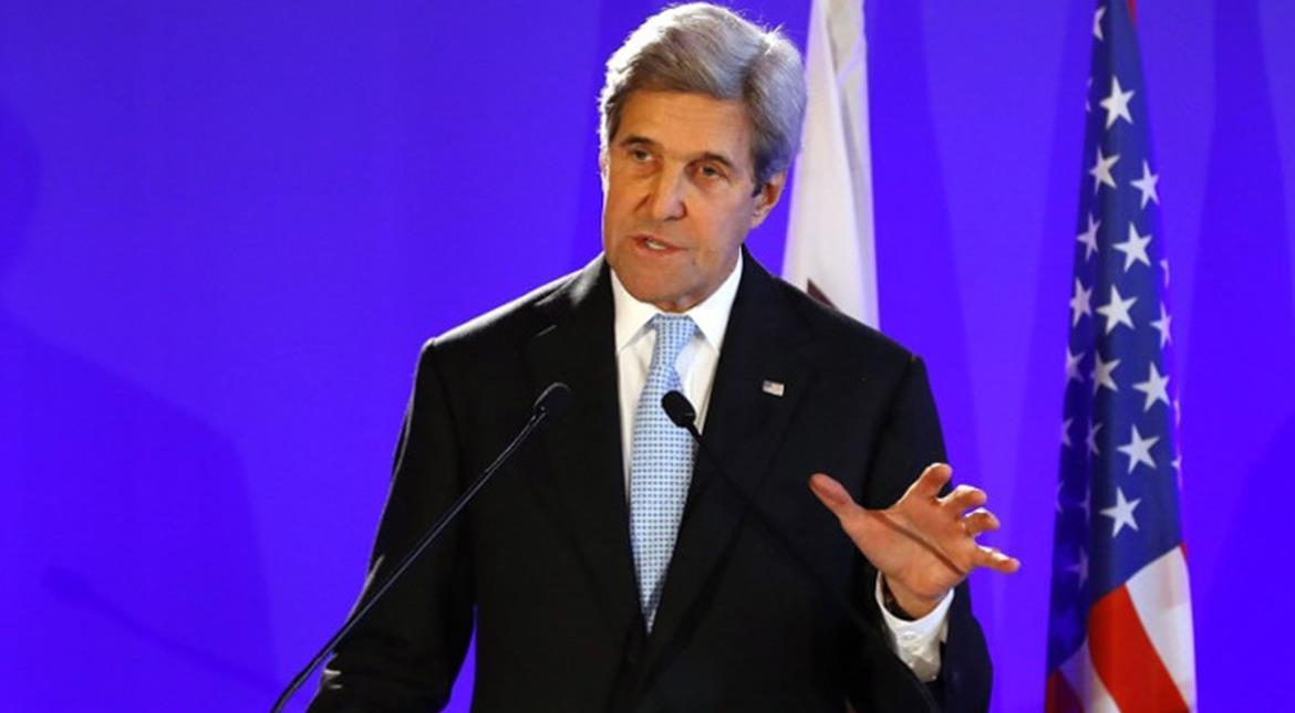 Syria's 'indiscriminate' bombing of Aleppo is crime against humanity: Kerry