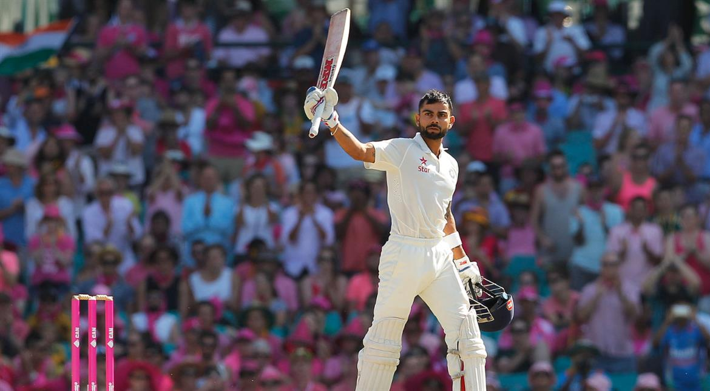 Cricket: Kohli climbs to 2nd spot in ICC Test Rankings for batsmen