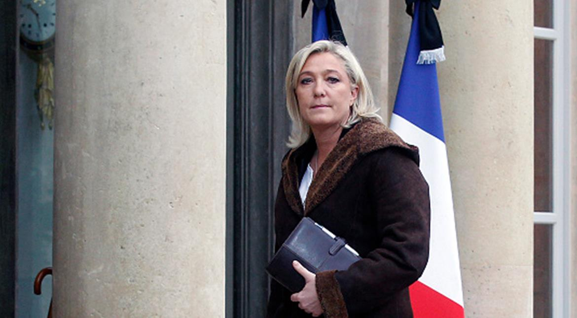 France: Illegal immigrants should be denied schooling, says Le Pen