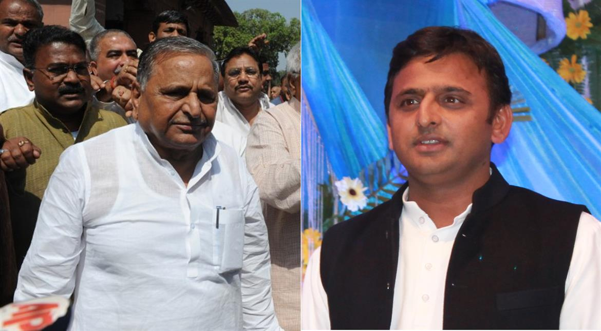 Yadav vs Yadav: Akhilesh, Ram Gopal's disqualifications were never taken back on paper