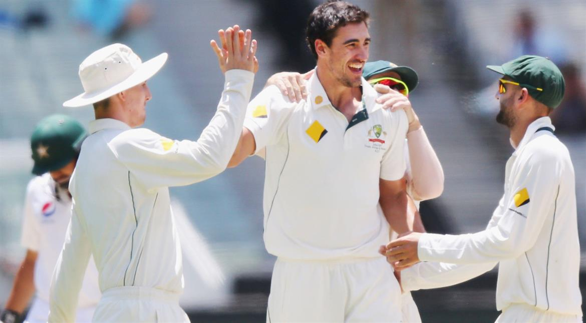 Pakistan snatch defeat after Starc's all-round heroics in Melbourne Test