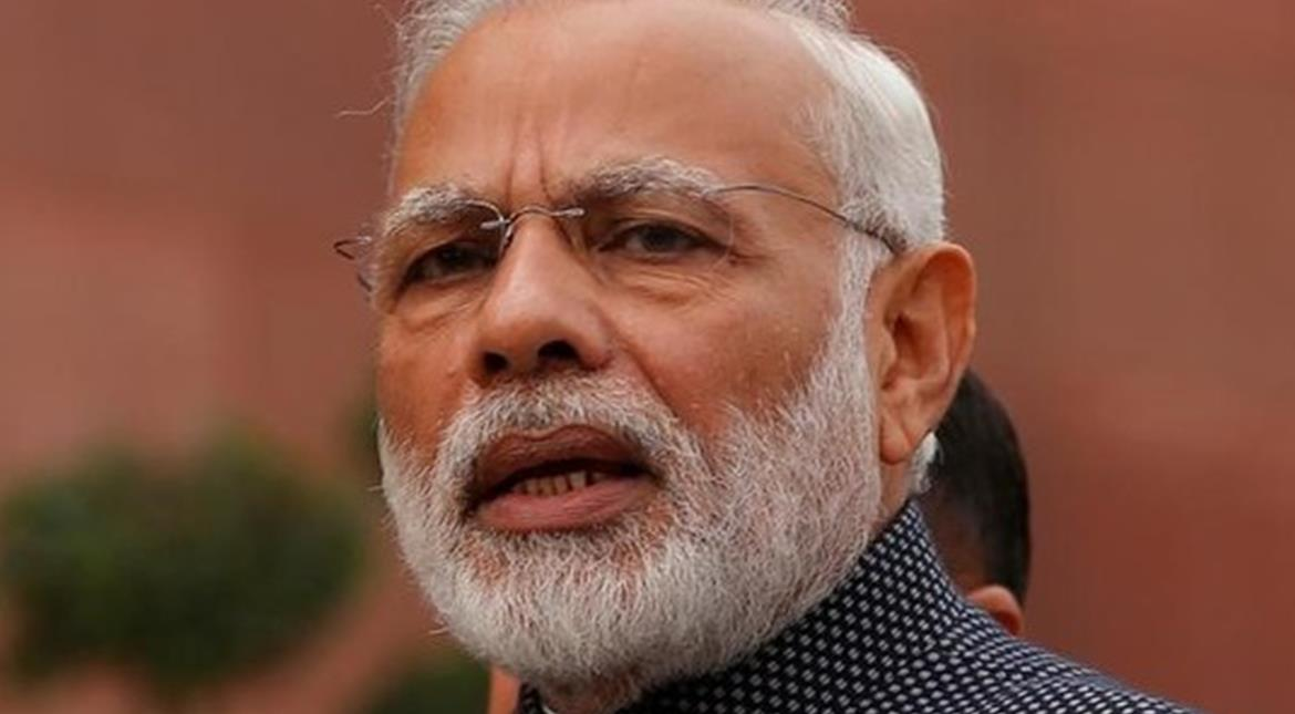 Live: India PM Narendra Modi's New Year's Eve public address