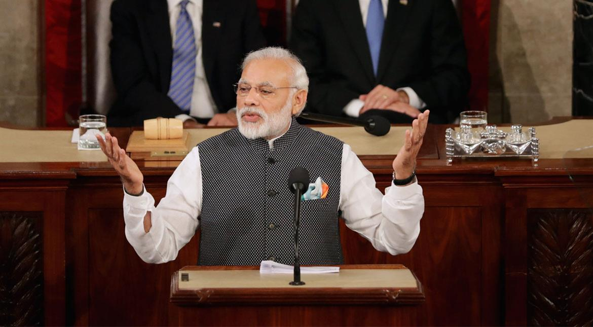 India's PM Modi in Forbes list of world's 10 most powerful people