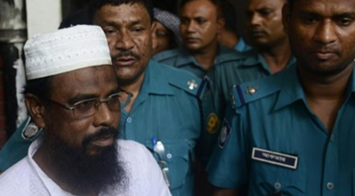 Five men plotting to free Islamist leaders from jail arrested