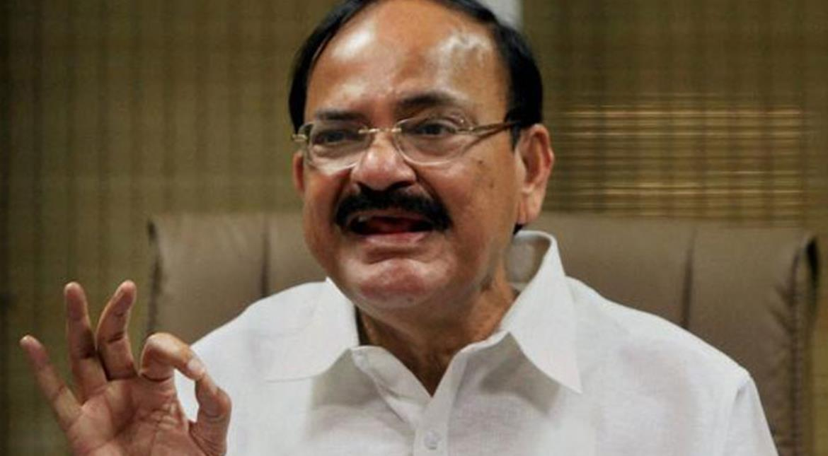 Demonetisation is a vaccine against black money: Minister Venkaiah Naidu defends move that has discomfited people