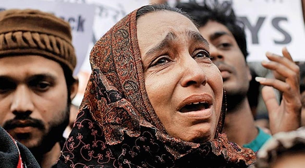 India: Najeeb's disappearance will negatively impact young Muslim minds, says mother of missing JNU student