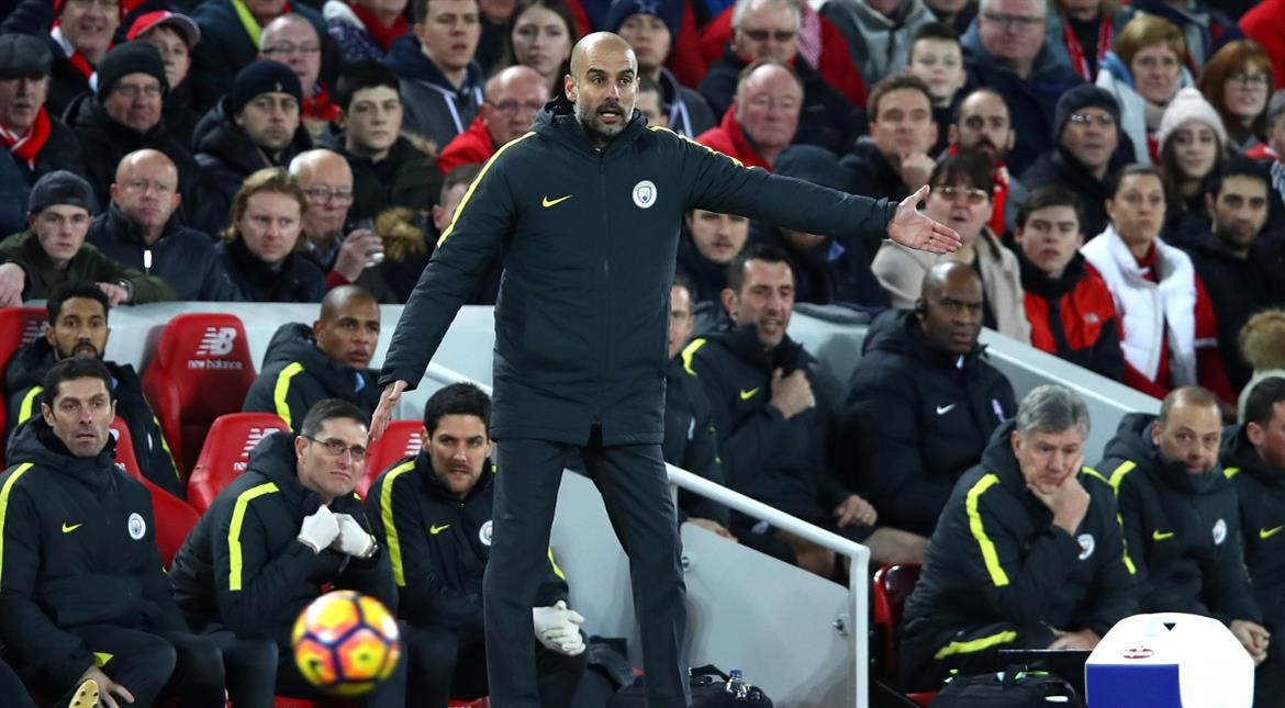 Premier League: Guardiola fumes against 'harsh treatment' by officials