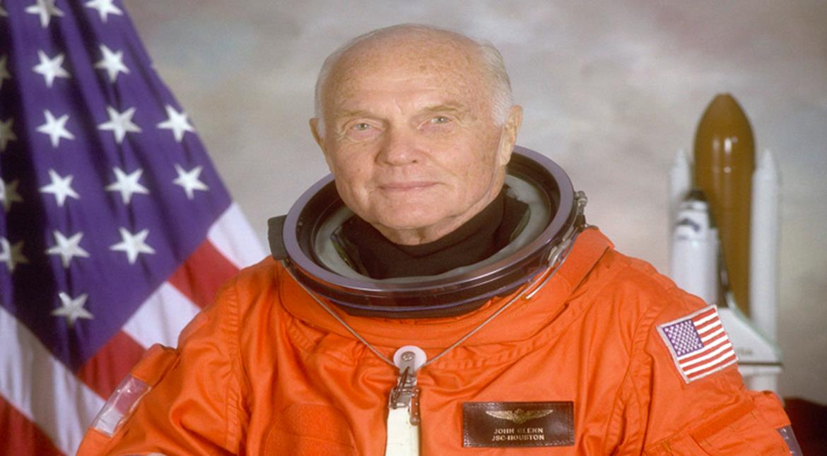 World's oldest astronaut dies at 95