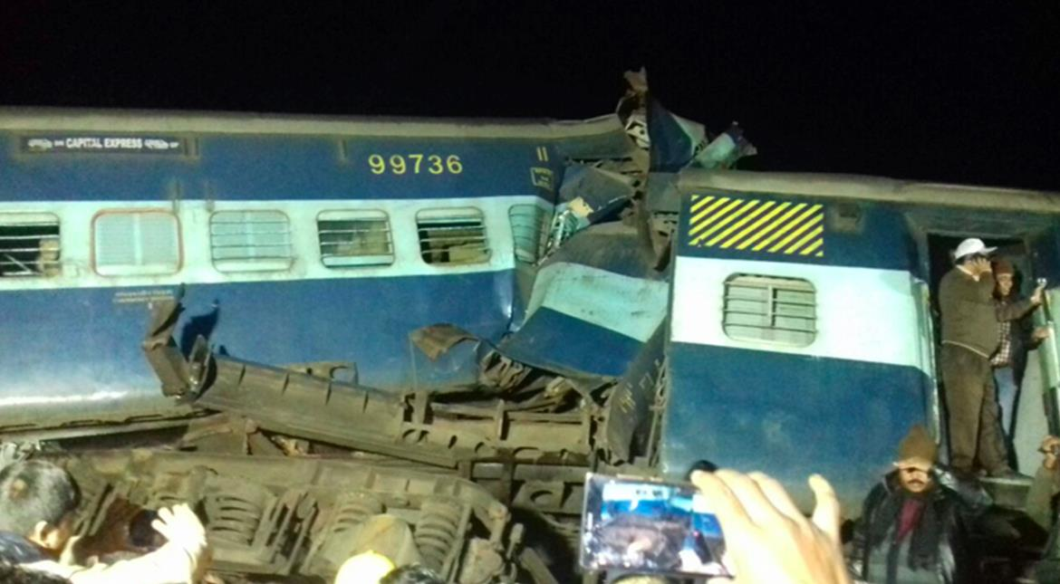 India: Express train derails in state of West Bengal, 2 dead, 6 injured