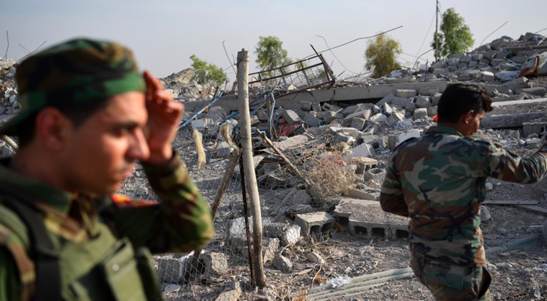 Air strikes kill dozens of civilians in rebel-held western Iraq: Lawmakers