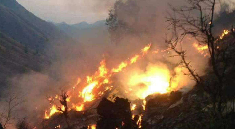 Pakistan: Passenger plane crashes killing all 48 on board
