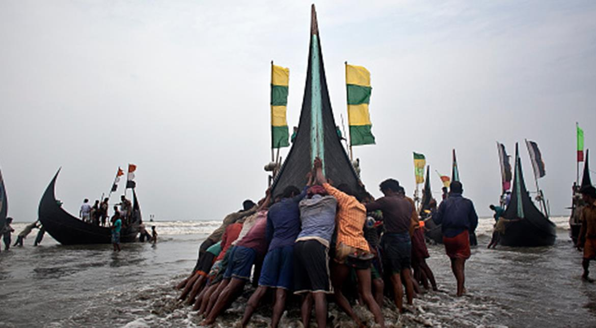 Around 50,000 Rohingyas have fled from Myanmar since Oct: Bangladesh