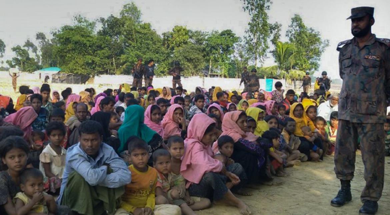Myanmar commission denies genocidal campaign against Rohingya Muslims