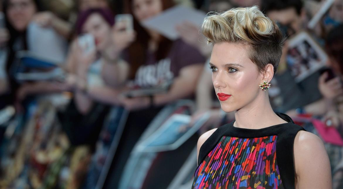 Pleasing Names Scarlett Johansson Top Grossing Movie Star Of 2016 Hairstyles For Men Maxibearus